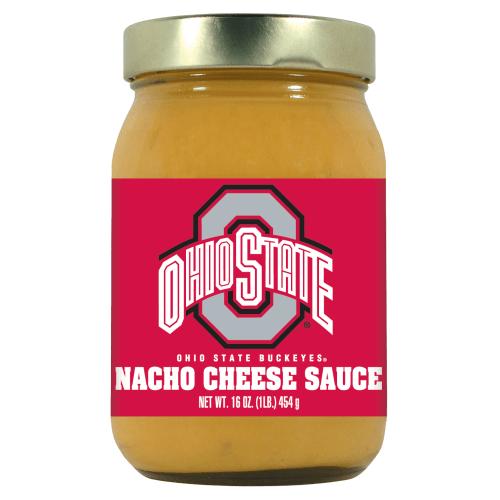 Ohio State Buckeyes Nacho Cheese Dip