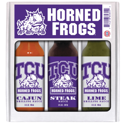 TCU Horned Frogs Mini Grilling Set
