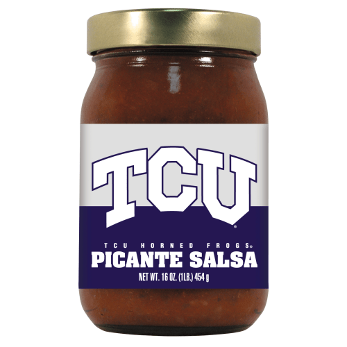 TCU Horned Frogs Picante Salsa