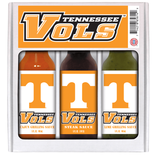 Tennessee Volunteers Grilling Gift Set