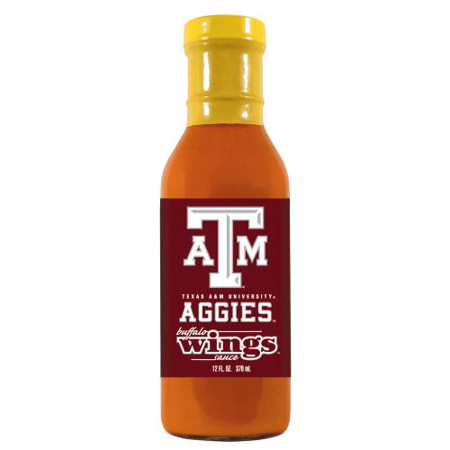Texas A&M Aggies Buffalo Wings Sauce