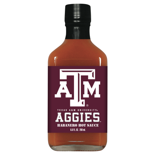 Texas A&M Aggies Habanero Hot Sauce