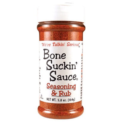 Bone Suckin' Seasoning Rub - Regular