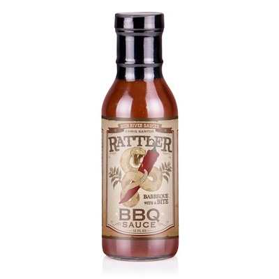 High River Sauces Rattler BBQ Sauce