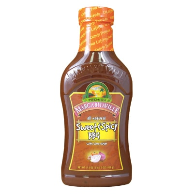 Margaritaville Sweet and Spicy BBQ Sauce