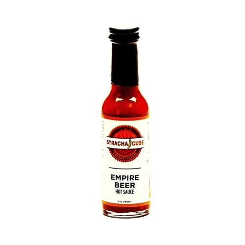 Syracha'Cuse Empire Beer Hot Sauce
