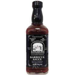 Historic Lynchburg Tennessee Whiskey BBQ Sauce - Mild