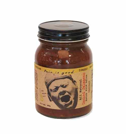 Pain is Good Batch #218 Smoked Jalapeno Salsa