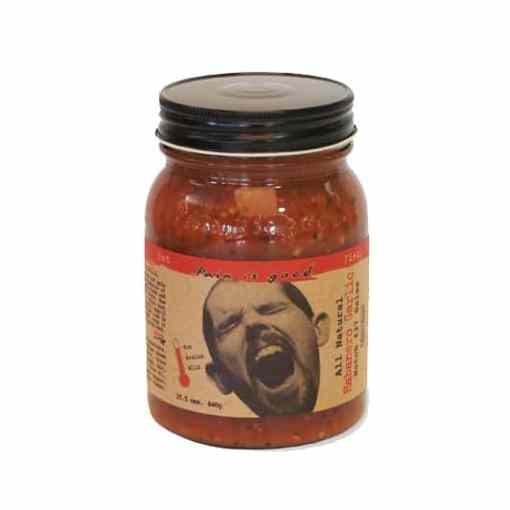 Pain is Good Batch #37 Habanero Garlic Salsa