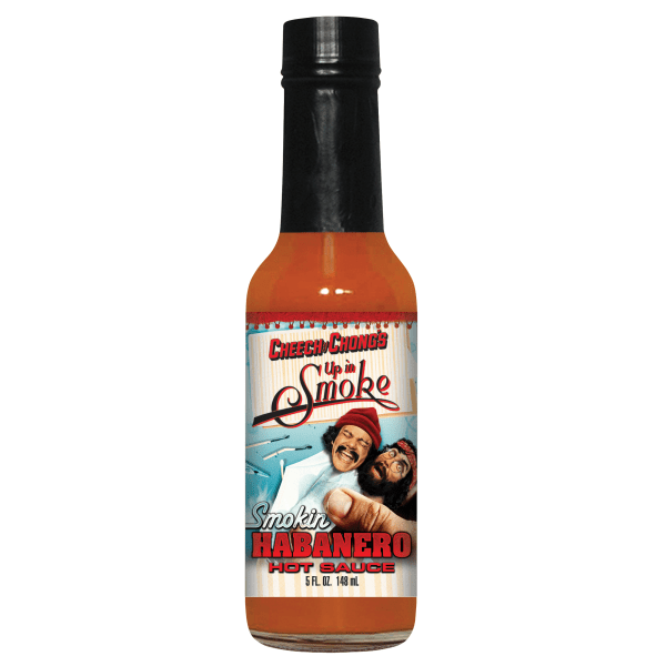 Up In Smoke Habanero Hot Sauce