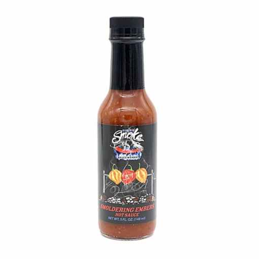 Rising Smoke Sauceworks Smoldering Embers Hot Sauce