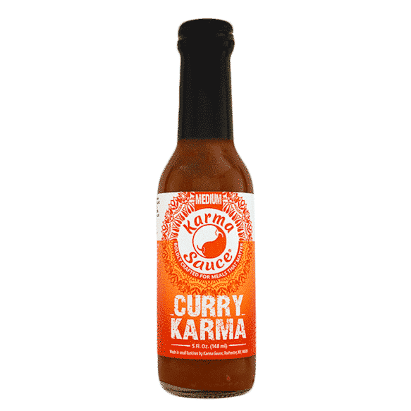 Karma Sauce Curry Karma Hot Sauce