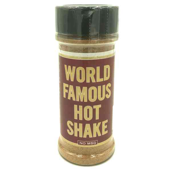World Famous Hot Sauce World Famous Hot Shake Seasoning