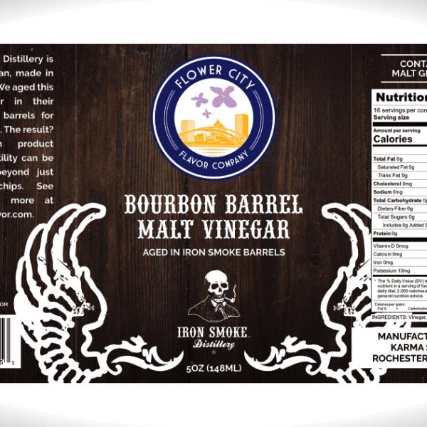 bourbon barrel malt vinegar