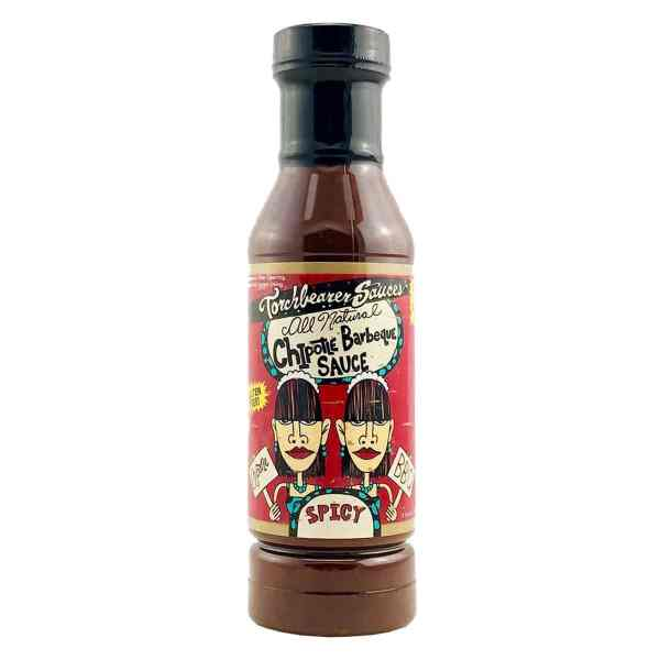 Torchbearer Sauces Chipotle Barbeque Sauce