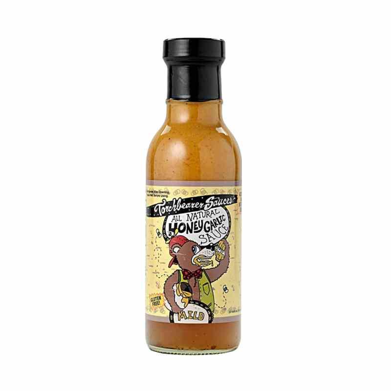Torchbearer Sauces Honey Garlic Sauce