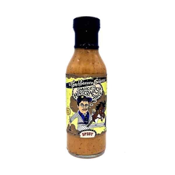Torchbearer Sauces Smokey Horseradish Sauce