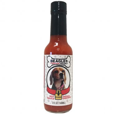 Beagle Freedom Project Original Habanero Hot Sauce - Gretel