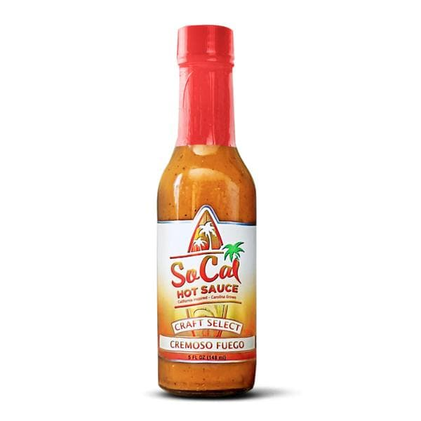 SoCal Cremoso Fuego Hot Sauce