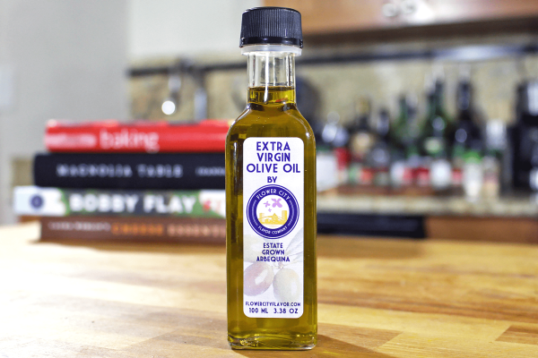 Arbequina Olive Oil - Extra Virgin Estate Grown