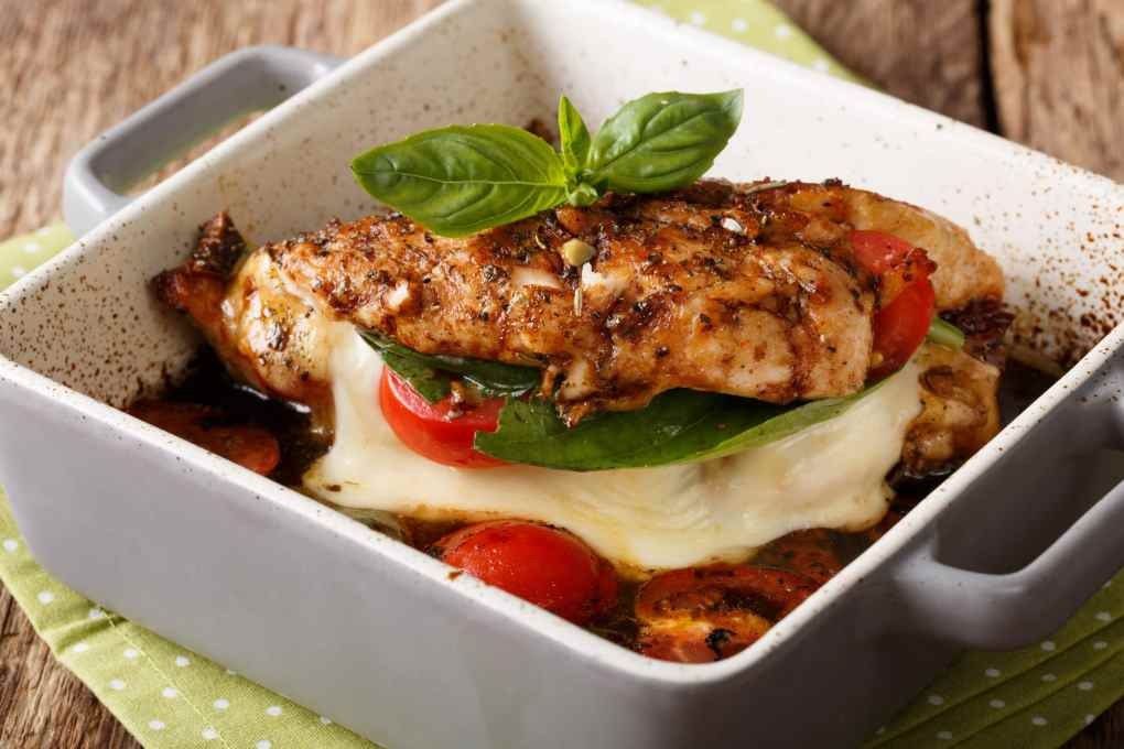 how to use balsamic vinegar on chicken