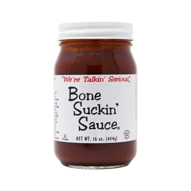 Bone Suckin' BBQ Sauce