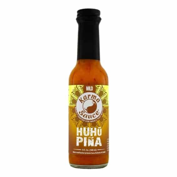 Karma Sauce Huhu Pina Hot Sauce