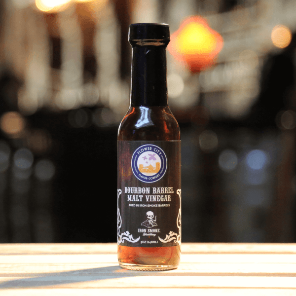 Bourbon Barrel Malt Vinegar