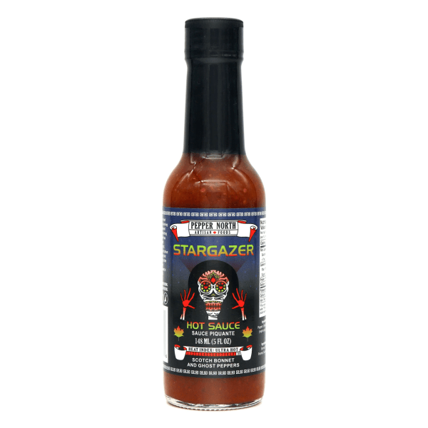 Pepper North Stargazer Hot Sauce