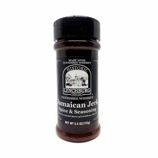 Historic Lynchburg Jamaican Jerk Spice & Seasoning
