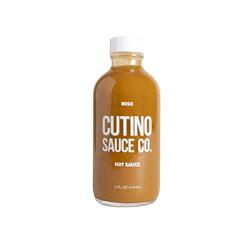 Cutino Sauce Co. Miso Hot Sauce