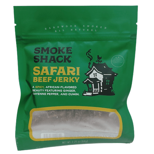 Smoke Shack Safari Beef Jerky