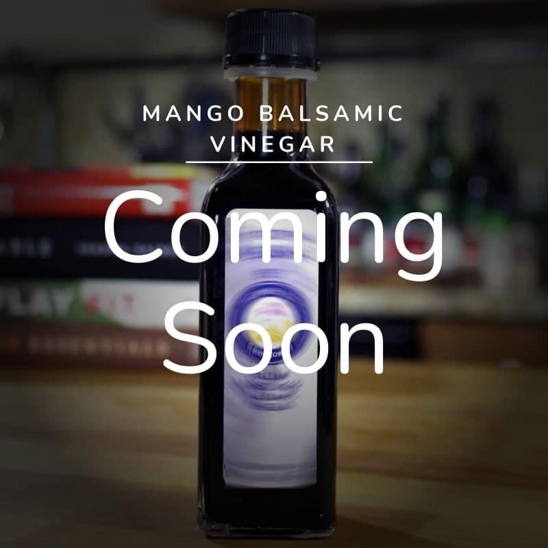 Mango Balsamic Vinegar