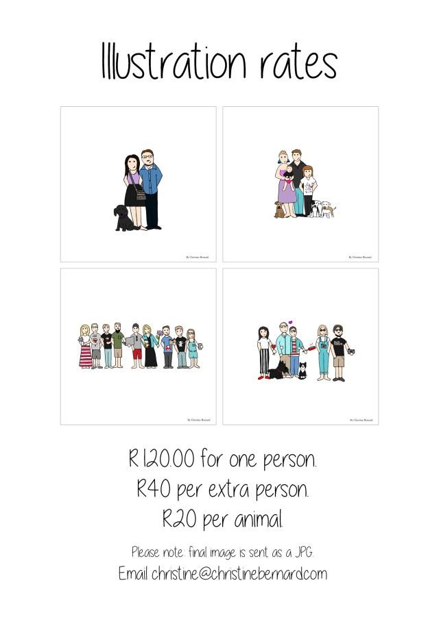 Illustration Rates