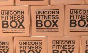 Unicorn Fitness Box