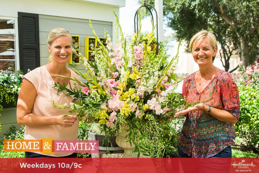 press flower duet news