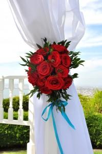 flowerduet-red-arch-details