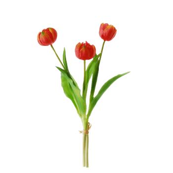 Peony-tulip-bundle-3-fuchsia-39cm-tall