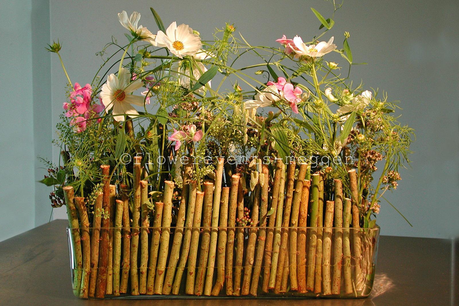 Florale Werkstcke vom Europameister der Floristen Luzern