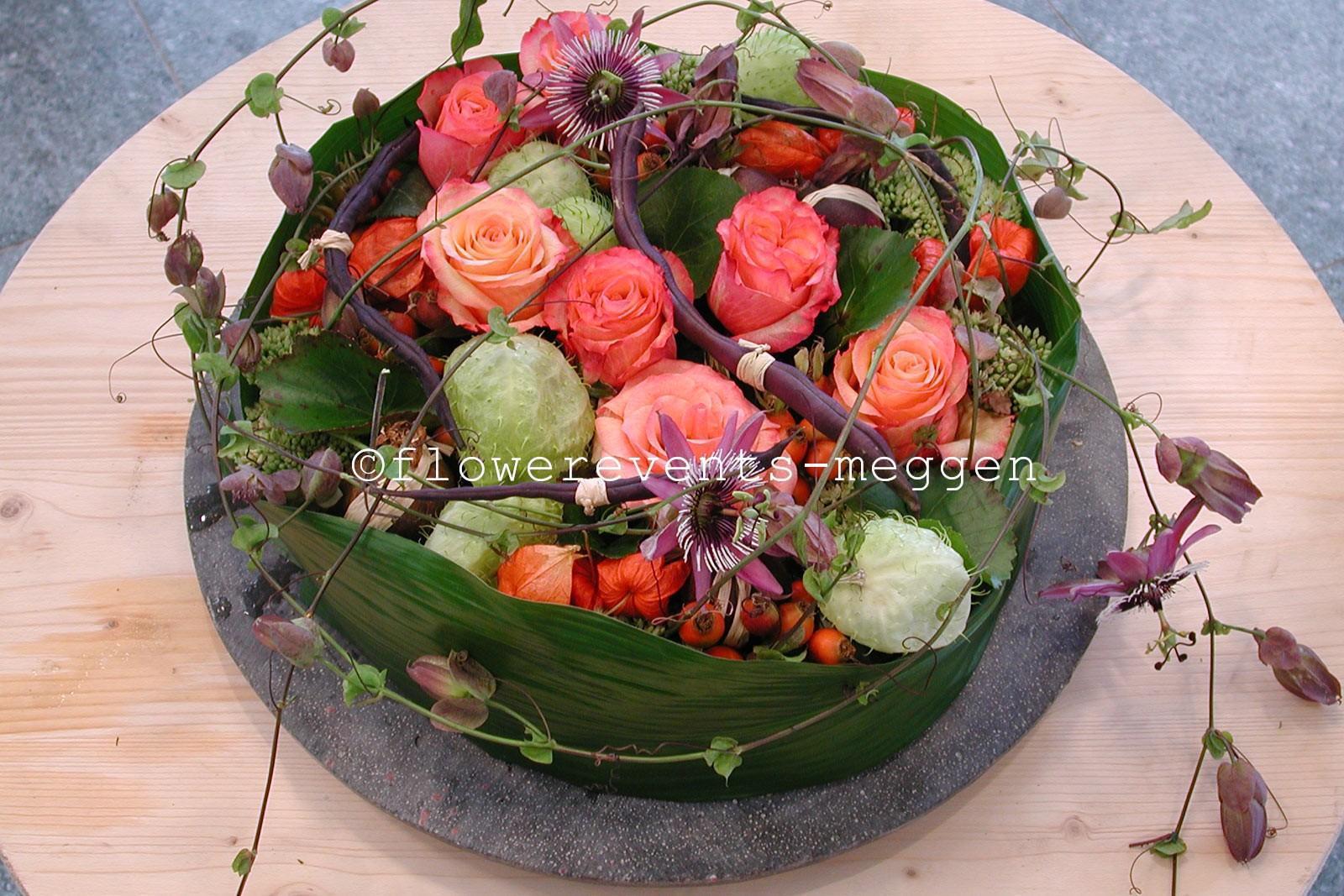 Gesteckte Arbeiten  Blumen Flowerevents Luzern  Meggen