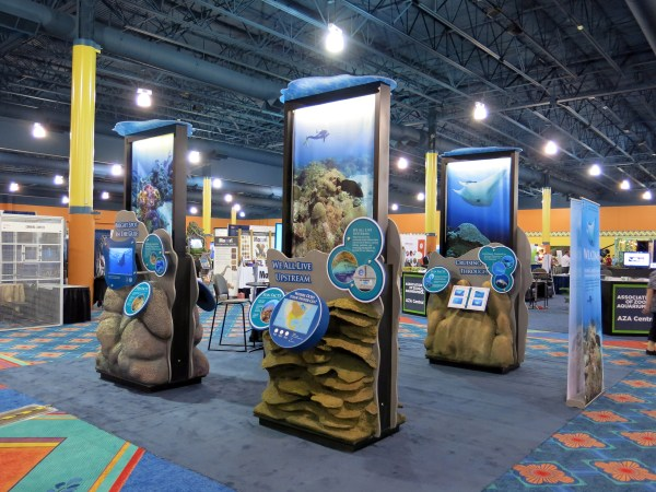 Conference Exhibit Displays