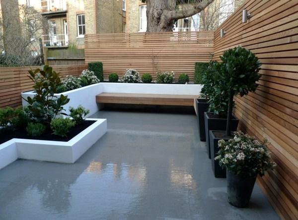 march 2013 london garden design