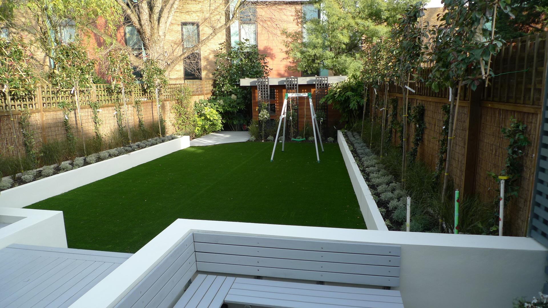 Modern Garden Ideas Uk