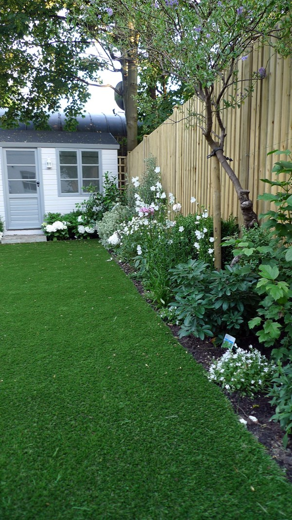 artificial easy grass lawn summer