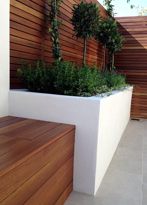 small garden design london clapham
