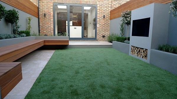 modern & contemporary garden design