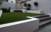 Artificial Grass Modern Landscape Design