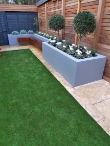 Modern Raised Garden Beds Design