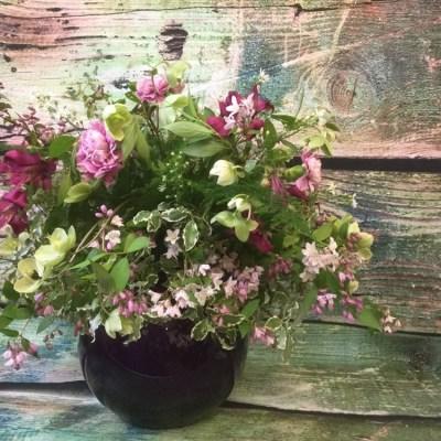 Floral arrangement by flowerjoy
