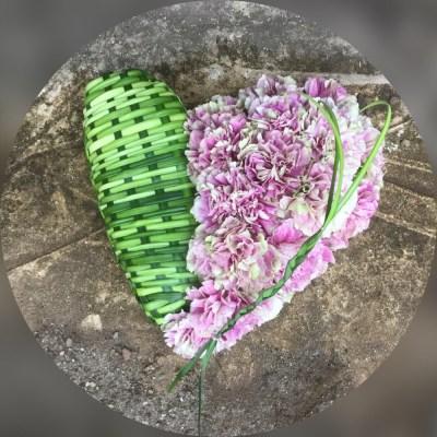 Woven heart by flowerjoy